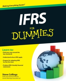 IFRS For Dummies, Paperback Book