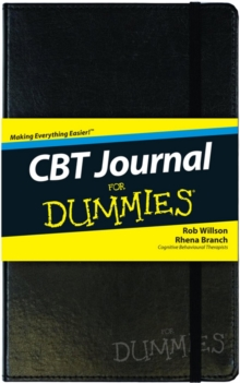 CBT Journal For Dummies, Hardback