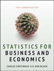 Statistics for Business and Economics : First European Edition, Paperback
