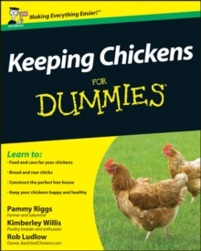 Keeping Chickens For Dummies, Paperback