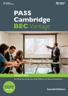 PASS Cambridge BEC Vantage, Paperback