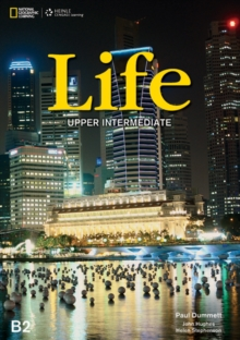 Life Upper - Intermediate Student Book with DVD, Mixed media product Book