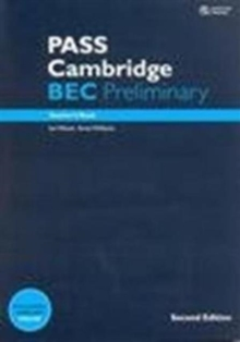 PASS Cambridge BEC Preliminary : Teacher's Book, CD-Audio Book