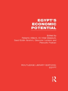 Image of Egypt's Economic Potential (RLE Egypt)