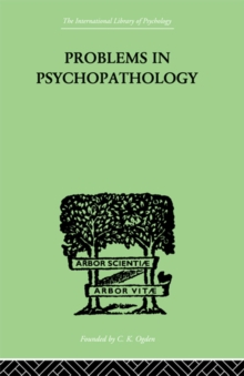 Image of Problems in Psychopathology