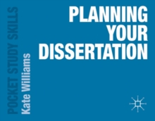 Planning Your Dissertation, Paperback