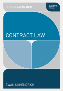 Contract Law, Paperback
