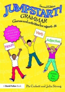 Jumpstart! Grammar : Games and Activities for Ages 6 - 14, Paperback