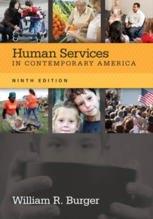 Human Services in Contemporary America, Paperback