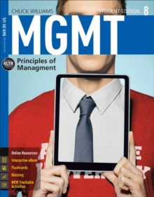 MGMT 8 : A Resource Manual, Mixed media product Book