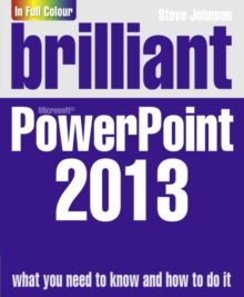 Brilliant PowerPoint 2013, Paperback