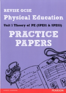 Revise GCSE Physical Education Practice Papers, Paperback