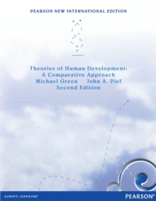 Image of Theories of Human Development: Pearson New International Edition : A Comparative Approach
