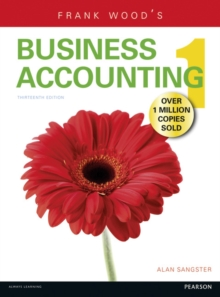Frank Wood's Business Accounting : Volume 1, Paperback Book