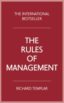 The Rules of Management, Paperback