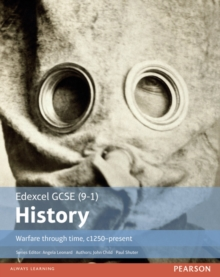 Edexcel GCSE (9-1) History Warfare Through Time, C1250-Present : Student Book, Paperback