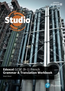 Studio Edexcel GCSE French Grammar and Translation Workbook, Paperback Book