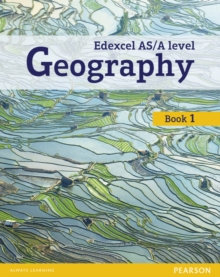 Edexcel GCE Geography as Level Student Book and eBook, Mixed media product