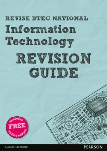 REVISE BTEC National Information Technology Revision Guide, Mixed media product Book