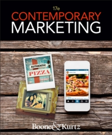 Contemporary Marketing, Hardback Book