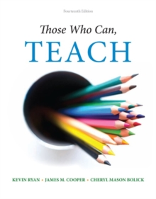Those Who Can, Teach, Paperback