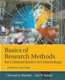 Basics of Research Methods for Criminal Justice and Criminology, Paperback