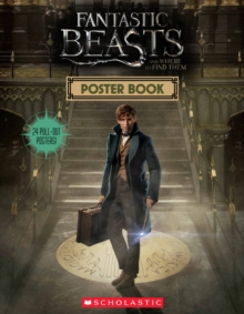 Fantastic Beasts and Where to Find Them: Poster Book, Paperback