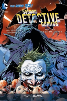 Batman Detective Comics : Faces of Death Volume 1, Paperback