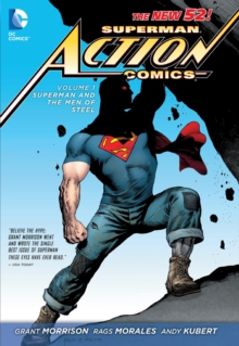 Superman Action Comics : Superman and the Men of Steel (The New 52) Volume 1, Paperback