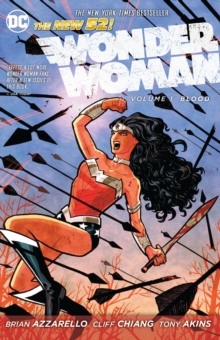 Wonder Woman : Blood Volume 1, Paperback Book