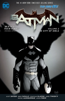 Batman : The City of Owls Volume 2, Paperback Book
