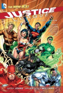 Justice League : Origin Volume 1, Paperback
