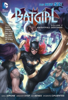 Batgirl : Knightfall Descends (the New 52) Volume 2, Paperback