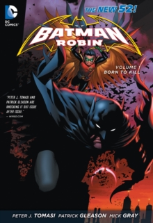 Batman & Robin : Born to Kill  Volume 1, Paperback