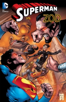 Superman vs Zod, Paperback Book