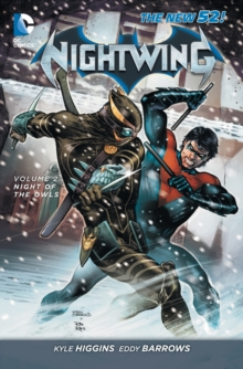 Nightwing : Night of the Owls Volume 2, Paperback