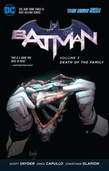Batman : Death of the Family Volume 3, Paperback