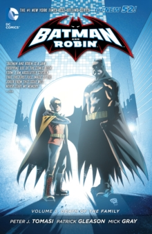 Batman and Robin : Death of the Family  Volume 3, Paperback
