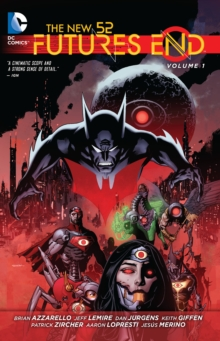 New 52 Futures End : Vol 01, Paperback