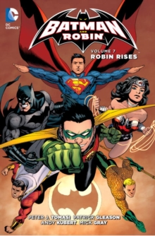 Batman and Robin : Vol 7, Hardback