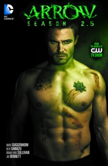 Arrow Season 2.5 : Season 2.5, Paperback Book