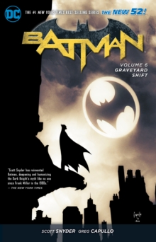 Batman : Graveyard Shift   Vol 6, Paperback Book
