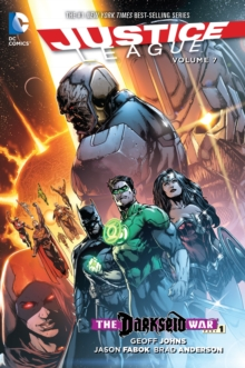 Justice League : Darkseid War  Part 1, Hardback Book