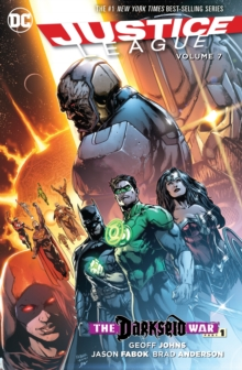 Justice League : Darkseid War Volume 7, Part 1, Paperback Book