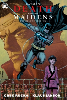 Batman Death & the Maidens, Hardback Book