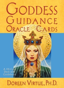 Goddess Guidance Oracle Cards, Cards