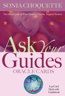 The Ask Your Guides Oracle Cards, Cards Book