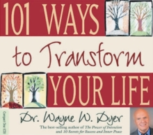 101 Ways to Transform Your Life, CD-Audio Book