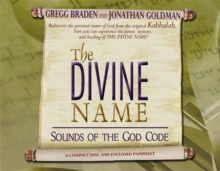 The Divine Name : Sounds of the God Code, CD-Audio