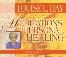 Meditations For Personal Healing, CD-Audio Book